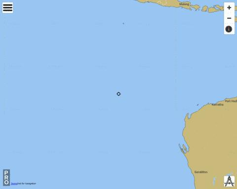 Australia - North West Approaches Marine Chart - Nautical Charts App