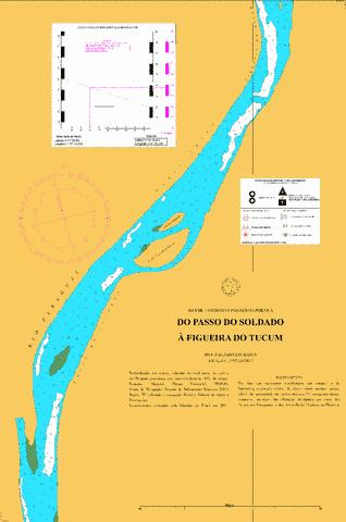 DO PASSO DO SOLDADO A FIGUEIRA DO TUCUM Marine Chart - Nautical Charts App