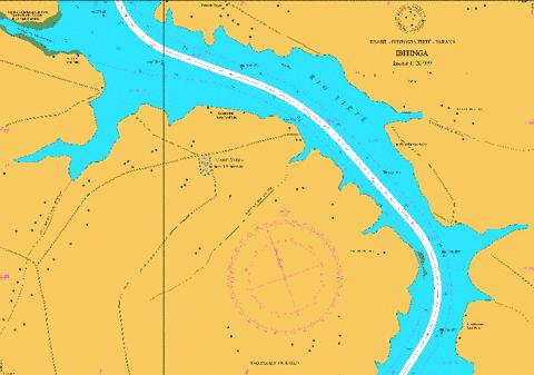 IBITINGA 3 Marine Chart - Nautical Charts App