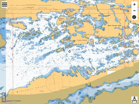 MCGREGOR BAY - 2206-2 Marine Chart - Nautical Charts App