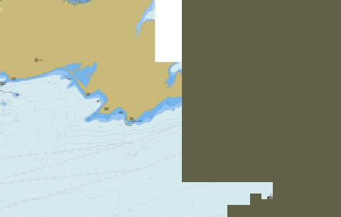 Main Duck Island to\a Scotch Bonnet Island Marine Chart - Nautical Charts App