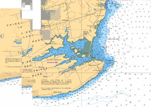 MURRAY HARBOUR Marine Chart - Nautical Charts App