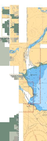 RIVI�RE MISTASSINI,NU Marine Chart - Nautical Charts App