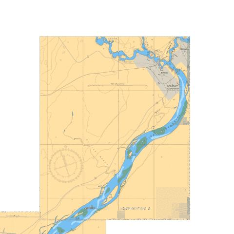 CONTINUATION A,NU Marine Chart - Nautical Charts App