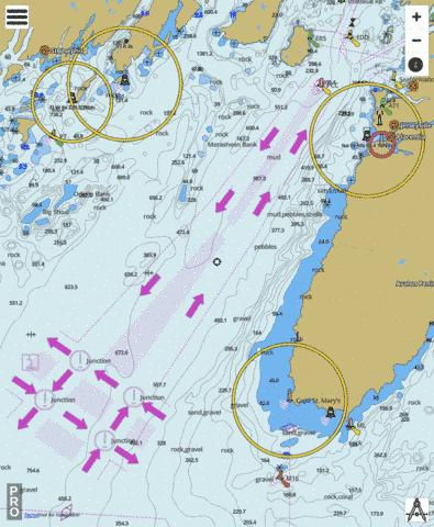 Cape St. Mary's to Argentia Harbour and Jude Island Marine Chart - Nautical Charts App