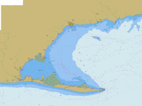Long Point Bay Marine Chart - Nautical Charts App