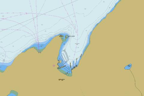 Horseshoe Bay Marine Chart - Nautical Charts App