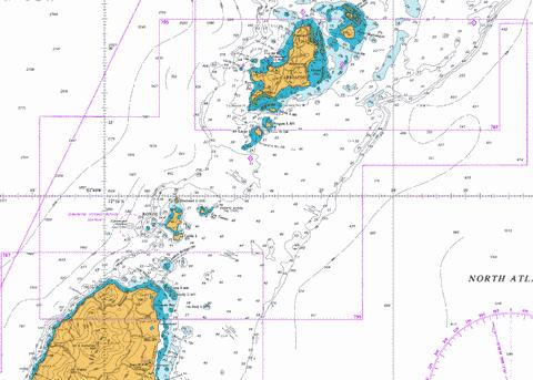 Carriacou to Grenada Marine Chart - Nautical Charts App