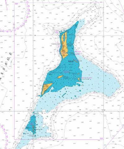 Turks Islands Marine Chart - Nautical Charts App