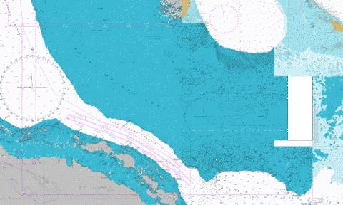 Sheet 2  From 23 deg 40 min North Latitude to Old Bahama Channel Marine Chart - Nautical Charts App