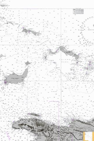 Passages Between Mayaguana Island &Turks & Caicos Is inc Northern Apps to Haiti & Dominican Rep  Marine Chart - Nautical Charts App