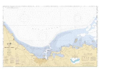 CHRISTIANSTED HARBOR Marine Chart - Nautical Charts App