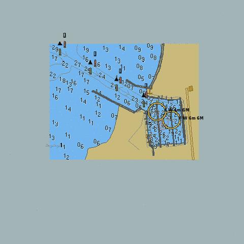 SCHAUSENDE Marine Chart - Nautical Charts App