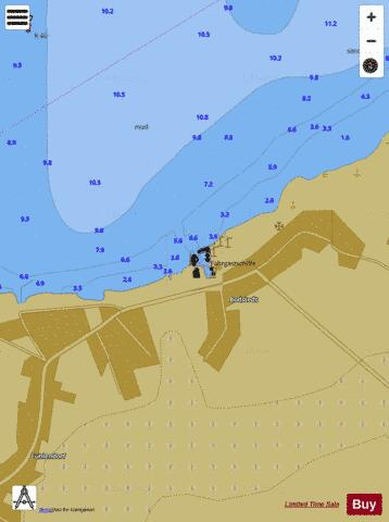 BODSTEDT Marine Chart - Nautical Charts App