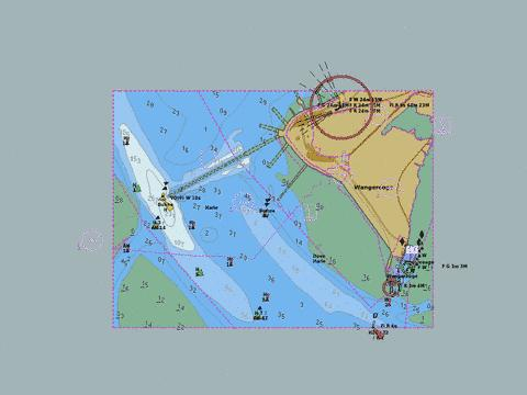DOVE HARLE Marine Chart - Nautical Charts App