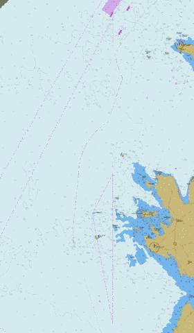 West Coast Saaremaa Marine Chart - Nautical Charts App