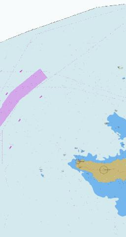 West Coast of Island Hiiumaa Marine Chart - Nautical Charts App
