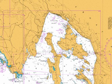 Rt Marlera to Senj including Approaches to Rijeka Marine Chart - Nautical Charts App