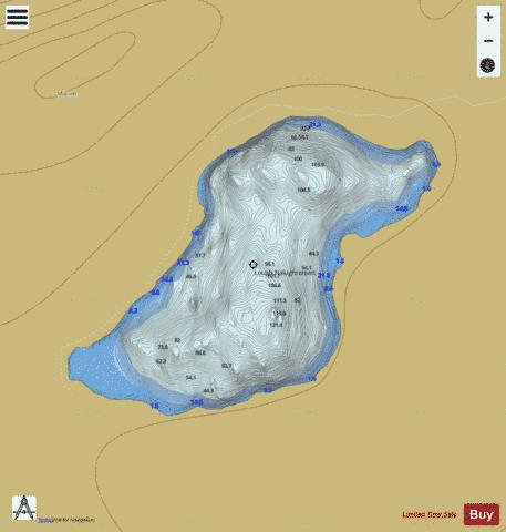 Nalugraman ( Lough ) Fishing Map - i-Boating App