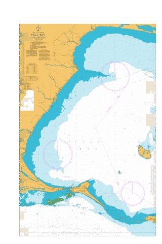 Palk Bay  Western Part Marine Chart - Nautical Charts App