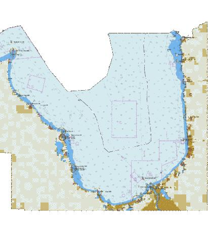 The Gulf of Riga, SE Part Marine Chart - Nautical Charts App