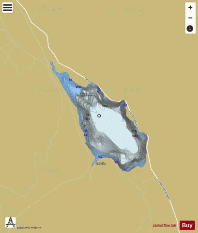 Tyri Fishing Map - i-Boating App