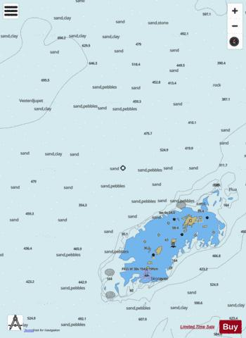 Norskehavnet Marine Chart - Nautical Charts App