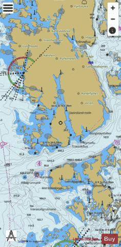 South of Sotra Marine Chart - Nautical Charts App