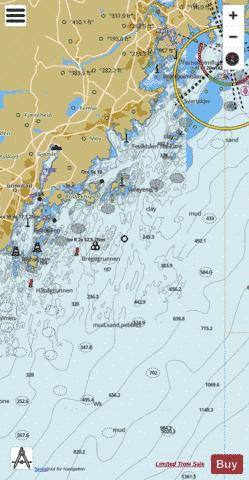Arendal-Lillesand Marine Chart - Nautical Charts App