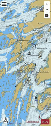 Alterfjorden Marine Chart - Nautical Charts App