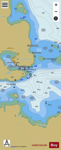 Kristoffervalen Marine Chart - Nautical Charts App