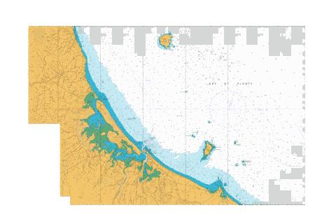 Mayor Island to Okurei Point,NU Marine Chart - Nautical Charts App