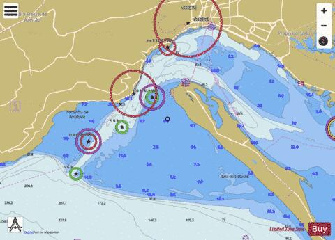 Setubal and Approaches Marine Chart - Nautical Charts App