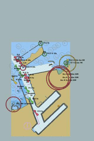 United Arab Emirates - Jebel Ali (Mina' Jabal' Ali) Marine Chart - Nautical Charts App