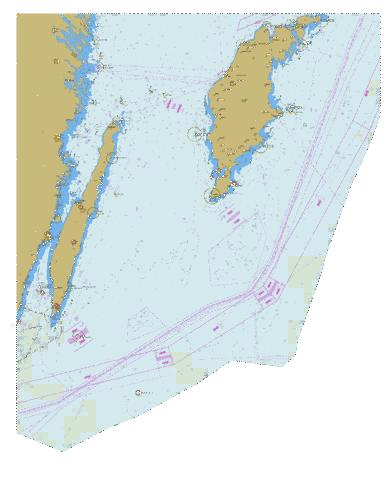 Baltic Sea Marine Chart - Nautical Charts App