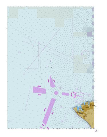 Approaches to Sevastopol. Part 1  Marine Chart - Nautical Charts App