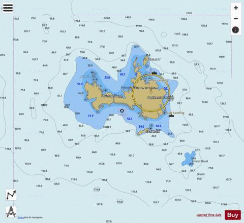 Southeast Farallon Marine Chart Nautical Charts App