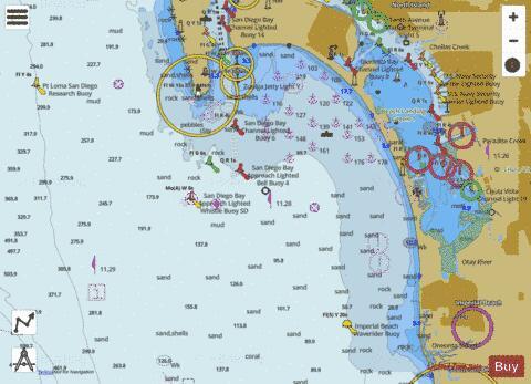 San Diego Bay Tide Chart Rebellions