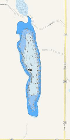 Indian Fishing Map - i-Boating App