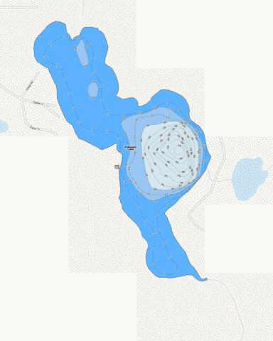 Peterson Fishing Map - i-Boating App