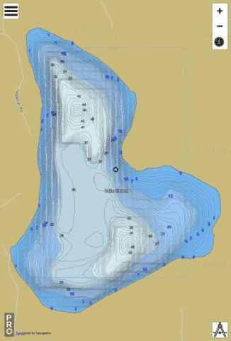 Eleven Fishing Map - i-Boating App
