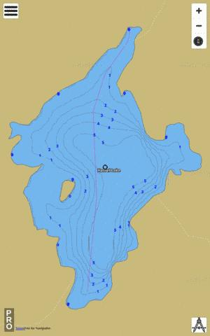 Hassel Fishing Map - i-Boating App