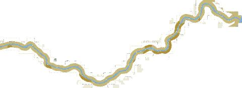 Missouri River mile 0 to 100 Marine Chart - Nautical Charts App