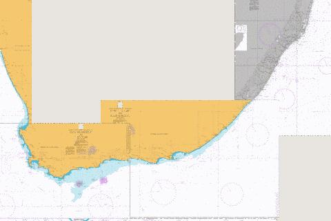 Cape S. Blaize to Port S. Johns Marine Chart - Nautical Charts App