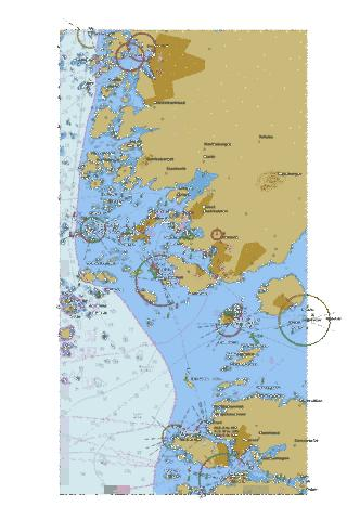 Marstrand Marine Chart - Nautical Charts App