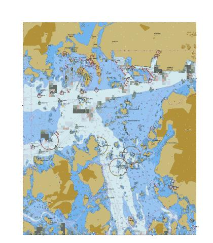 Göteborg Marine Chart - Nautical Charts App