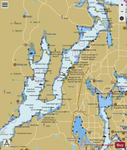 DABOB BAY Marine Chart - Nautical Charts App