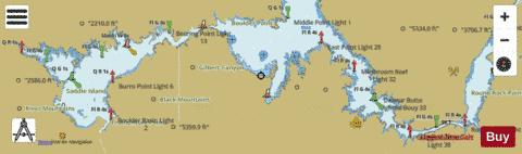 LAKE MEAD Marine Chart - Nautical Charts App