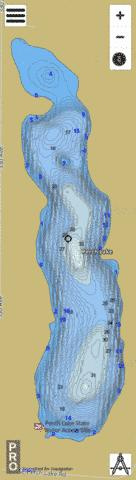 Perch Fishing Map - i-Boating App