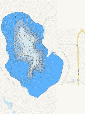 Kroon Fishing Map - i-Boating App